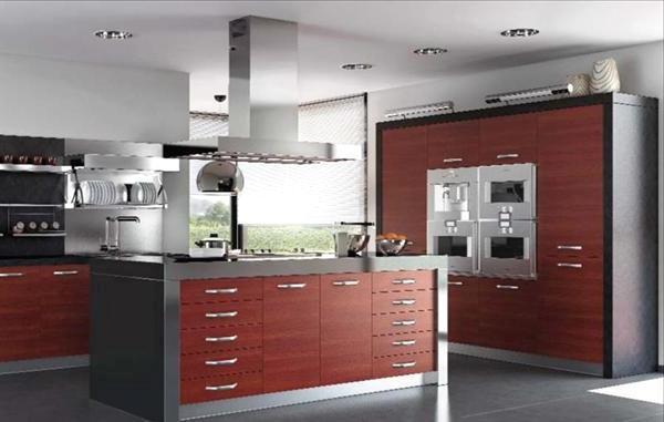 Cocinas a medida carpintero tenerife for Cocinas a medida